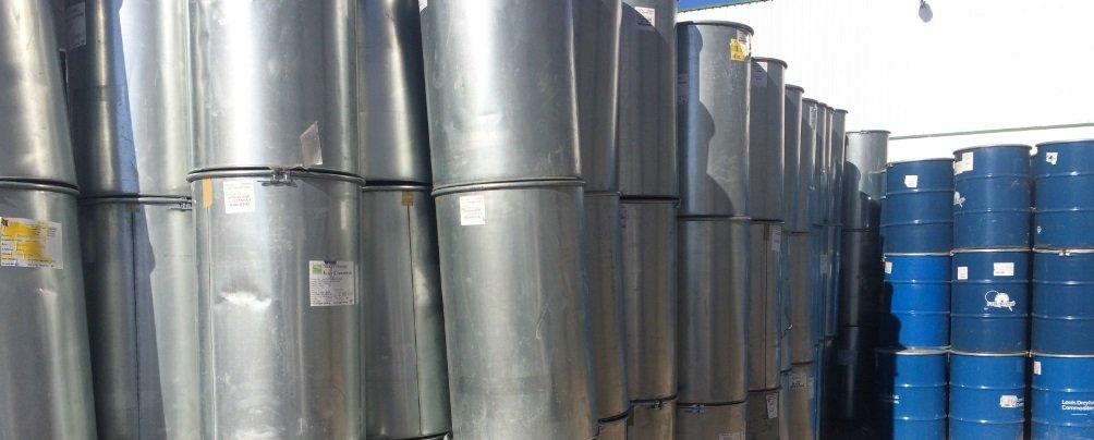 Comprar bidones industriales nuevos y reciclados